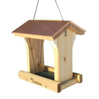 Woodlink NARANCH2 Audubon Coppertop Ranch Bird Feeder, 2-Pound Capacity (Discontinued by Manufacturer)