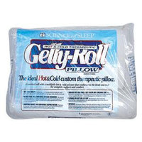 Science of Sleep Gelly Roll Hot/Cold Therapeutic Pillow