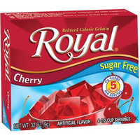 Jelsert Royal Cherry Reduced Calorie Gelatin, 0.32 oz, (Pack of 12)