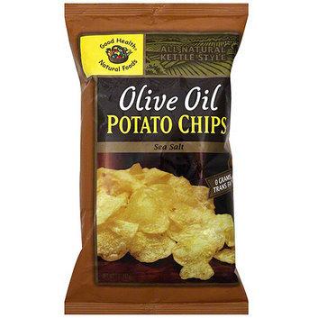 Good Health Natural Foods Sea Salt Potato Chips