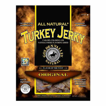 Golden Valley Natural Turkey Jerky Original