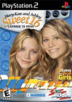 n-Space Mary Kate & Ashley: Sweet 16 Licensed to Drive