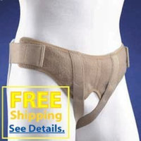 Soft Form Hernia Belt FLA 67-350400 - Size Small