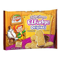 Keebler E.L. Fudge Butter Sandwich Cookies