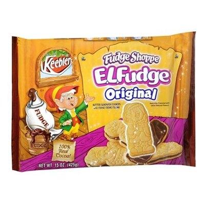 Keebler E.L. Fudge Butter Sandwich Cookies