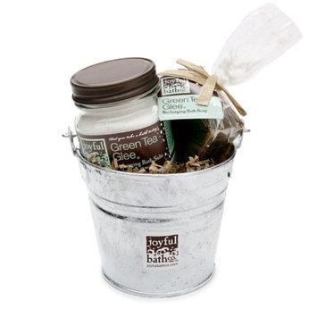 Joyful Bath Co Lil Soap & Salt Bucket Gift Set