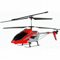 Syma 3CH RC Helicopter RTF w/ Gyro Full Scale Remote Control, 1 ea