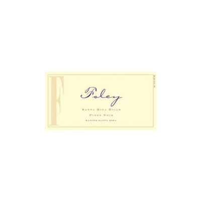2010 Foley Estates Sta. Rita Hills Pinot Noir 750ml