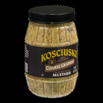 Kosciusko Coarse Grained Country Style Mustard