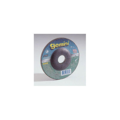 Norton 4-1/2 X 1/4 X 7/8 Gemini Grit Disc