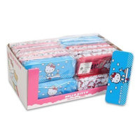 Hello Kitty 8-inch Tin Pencil Case Pencil Holder - Assorted