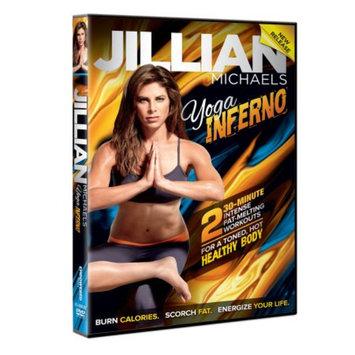 Empowered Media Jillian Michaels Yoga Inferno Dvd, 1 ea
