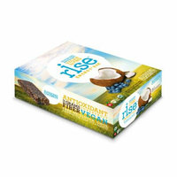 Rise Bar Energy Bar Organic Blueberry Coconut Case of 12 1.6 oz
