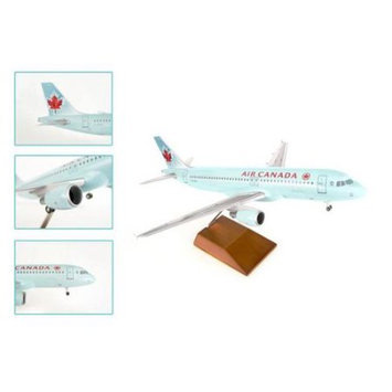 Skymarks Supreme SKR8307 Air Canada A320 1100 with Wood Stand and Gear