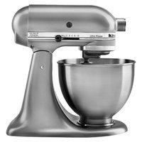 KitchenAid 4.5 Qt Ultra Power Stand Mixer - Contour Silver