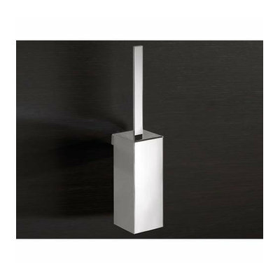 Gedy By Nameeks Gedy 5433-03-13 Chrome Finish Toilet Brush