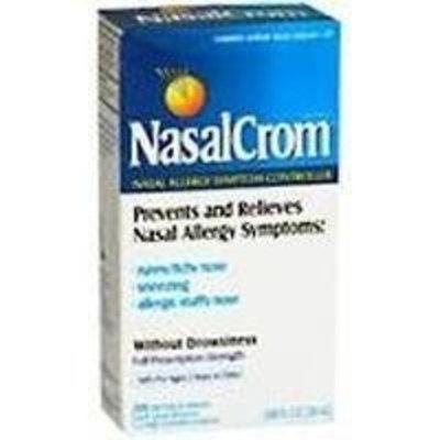 Nasalcrom Nasal Spray Relieves Nasal Allergy Symptoms - 26 Ml