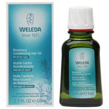 Weleda Rosemary Conditioning Hair Oil, 1.7 fl oz