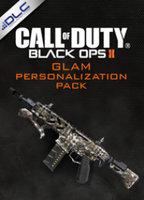 Treyarch Call of Duty: Black Ops II - Glam Personalization Pack