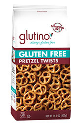 Glutio Gluten Free Pretzel Twists