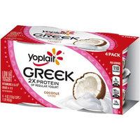 Yoplait® Greek 2x Protein Coconut Low Fat Yogurt Cups