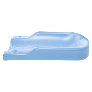 Spongex Soft Gear Deluxe Changing Mat - Blue