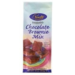 Bangalla 87768 Pamela s Products Brownie Mix- 12x100 GR