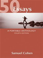 50 Essays A Portable Anthology
