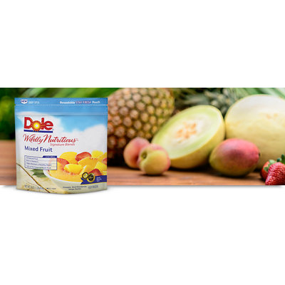Dole Wildly Nutritious Mixed Fruit Signature Blends