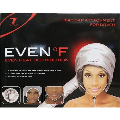Tyche Even F Heat Cap Attachment For Dryer