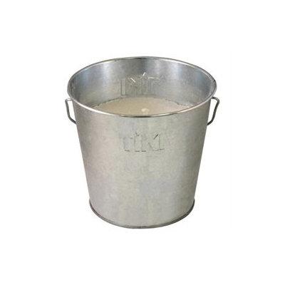 Lamplight Farms 17 Oz Galvanized Citronella Candle Bucket 1409288