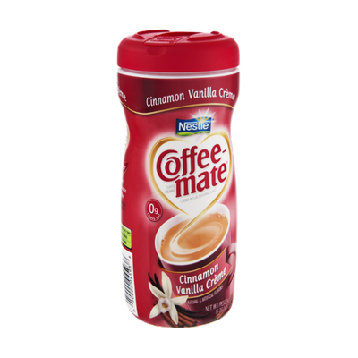 Nastle Coffee-Mate Cinnamon Vanilla Creme Coffee Creamer