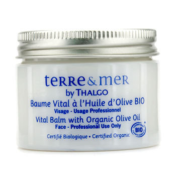 Thalgo Terre & Mer Vital Balm with Organic Olive Oil (Salon Size) 30ml/1.01oz