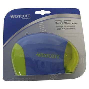 Acme Furniture Wescott Battery Operated Pencil Sharpener