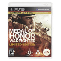 Electronic Arts 19717 Medal Of Honor Warfighter Ps3