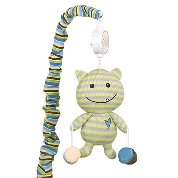 Cocalo Baby Musical Mobile Peek A Boo Monsters