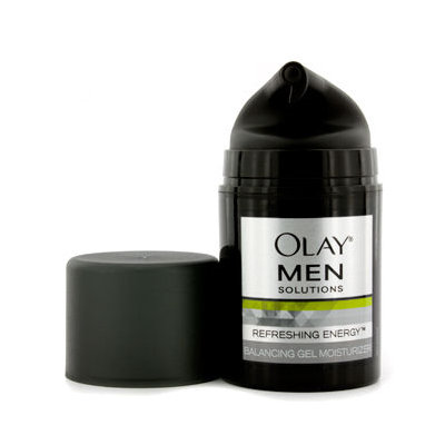 Olay Men Solution Refreshing Energy Balancing Gel Moisturizer