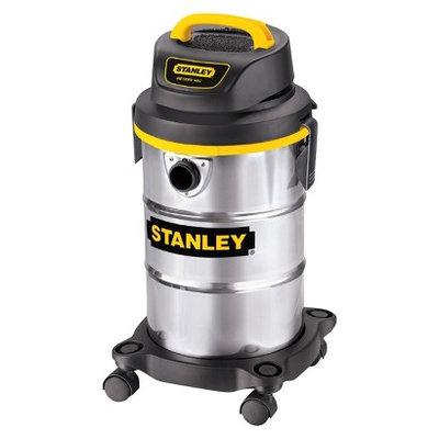 Stanley 5-Gal. Stainless Steel Wet/Dry Vacuum SL18130