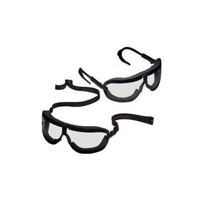 AO Safety 247164120000010 Aosafety Fectoggles? Protective GogglesFectoggles Large Elasticheadband Clear Lens