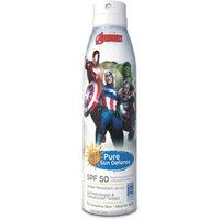 Pure Sun Defense Marvel Avengers Sunscreen Spray, SPF 50, 6 fl oz