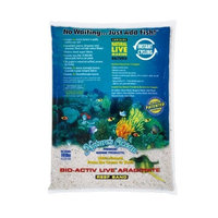 Nature's Ocean Worldwide Imports AWWA10701 Live Aragonite Sand, 20-Pound
