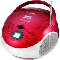 Naxa Portable MP3/CD Player with AM/FM Stereo Radio