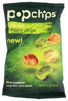 popchips Sea Salt Veggie Chips