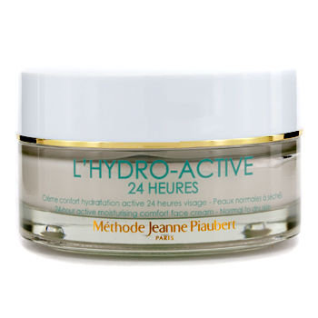 Methode Jeanne Piaubert L'Hydro Active 24 Heures - Active Moisturising Comfort Face Cream (Normal to Dry Skin) 50ml/1.66oz