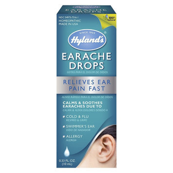 Hylands Hyland's Ear Ache Drops - 0.33 oz