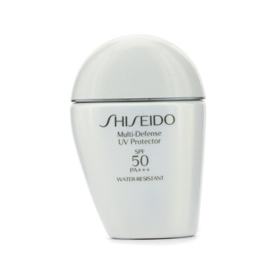 Shiseido Multi-Defense UV Protector SPF 50 PA+++ 30ml/1oz