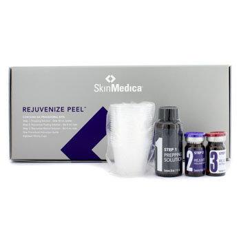 Skin Medica Rejuvenize Peel Multipack: Prepping Solution + 6x Peeling Solution + 6x Retinol Solution + 18x Cups + Instruction Guide 32pcs