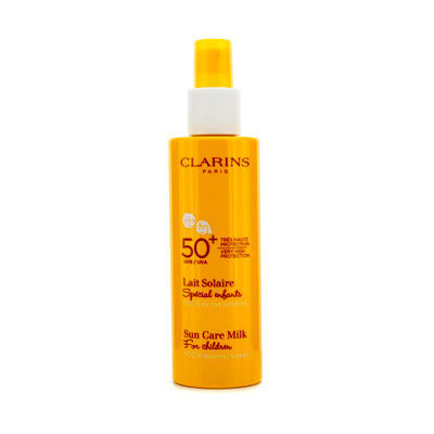 Clarins Sun Care Milk For Children Very High Protection UVA/UVB 50+ 150ml/5.3oz