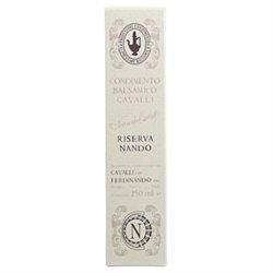 Cavalli Riserva Nando Balsamic Seasoning 8.8 oz