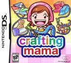 Crafting Mama Nintendo DS Game MAJESCO